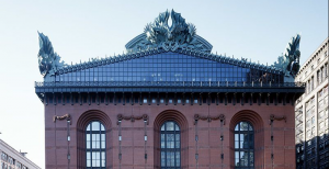history degree - harold washington library