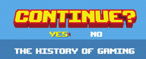 history of gaming featured